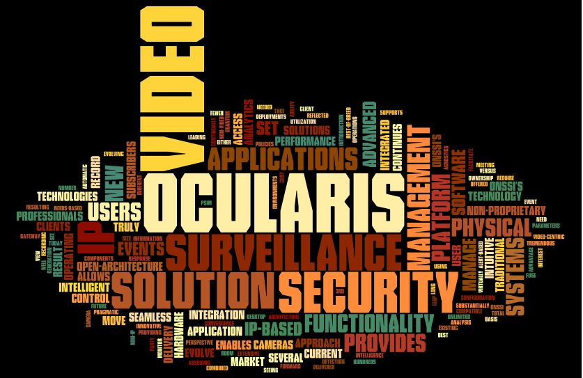 Ocularis Through Wordle